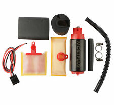 Brand New 340LPH High Performance In Tank Fuel pump & Install Kit w/ Warranty