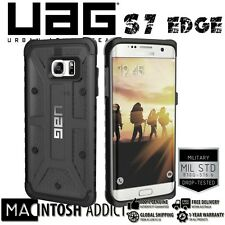 UAG Military Standard Lightweight Composite Case For Galaxy S7 Edge ASH / SMOKE