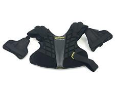 Read ! Brine Clutch Sp - Lacrosse Shoulder Pads Medium Csp15-Bk-M #Um0149
