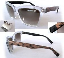 0ea27ed20380 New Furla Candy SU4835 Clear-Snake/Brown Womens Sunglasses $150 - ITALY
