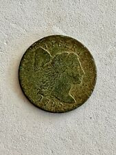 High End 1795 Large Cent- Metal Detector Find- See Other Coins, Gold, Jewelry