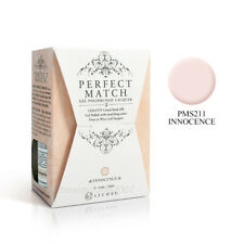 LeChat Perfect Match UV Gel Polish & Nail Lacquer PMS211 Innocence 0.5oz