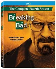 Breaking Bad - Season 4 (Blu-ray + UV Copy) [Region Free] [DVD][Region 2]
