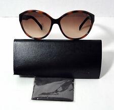 FENDI Sunglasses FS5286 238 Brown Lens Havana Frame Italy Eyewear 58-15-135mm