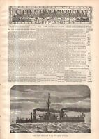 1878 Scientific American Supp September 21- How to make a working telephone