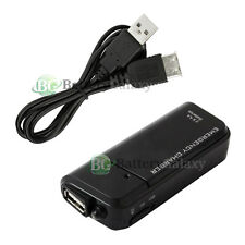 Portable Charger+USB Extend Cable for for Samsung Galaxy S4 S5 S6 S7 Note 3 4 5