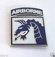 *** 18TH AIRBORNE ***  Military Veteran US ARMY Hat Pin 15245 HO