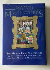 MARVEL MASTERWORKS THE MIGHTY THOR variant #286/vol. 19 HC NEW, SEALED