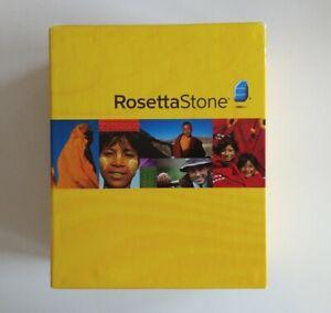 Rosetta Stone Chinese Mandarin Level 1,2 & 3 -Version 4