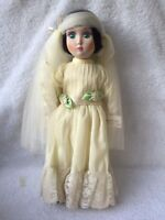 "DANBURY MINT BETSY A FLAPPER BRIDE 13"" BRIDES OF AMERICA SERIES W/TAG,COA,"