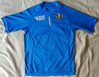 "Italy National Rugby Union Shirt Jersey - Adult Medium M 34 -36"" World Cup 2011"