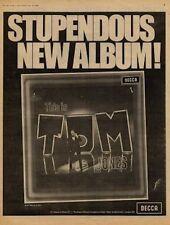 Tom Jones 'This Is' UK LP Advert 1969
