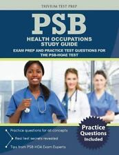 PSB Health Occupations Study Guide : Exam Prep and Practice Test Questions fo...