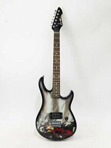 Peavey Marvel Rockmaster Captain America Electric Guitar