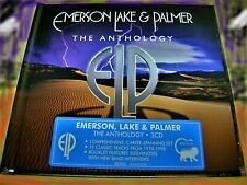 EMERSON LAKE & PALMER - THE ANTHOLOGY > 3CD Digi-Book | 111austria