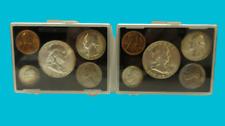1958 P, D Us Mint Sets Bu Uncirulated 10 Coins C2