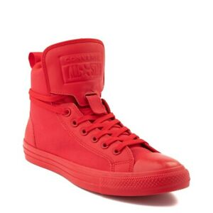 NEW Converse Chuck Taylor All Star Hi Guard Sneaker Red Monochrome
