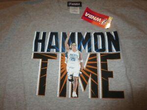 Becky Hammon #25 New York Liberty WNBA T-Shirt XL NEW Nwt