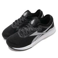 Reebok Nano 9 Black White Men CrossFit Cross Training Shoes Sneakers FU6826
