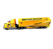Heavy Duty Cargo Truck Remote Control Semi Trailer Electric R/C LED Toy Cargo
