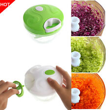 Kitchen Handy Manual Slicer Cutter Food Shredders Salad Maker Vegetable Chopper