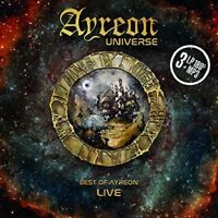AYREON -AYREON UNIVERSE-BEST OF AYREON LIVE (LIMITED)  3 VINYL LP + MP3 NEW!
