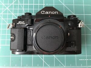 Canon A1 body — Fully Working