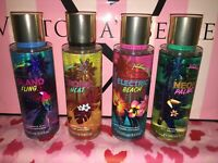 Victoria's Secret Fragrance Body Mist 8.4 fl.oz / 250 ml Tropic Dreams Edition