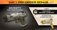 Call Of Duty Black Ops 4 Divinity Gun DLC (PS4 XBONE PC) Preorder DLC