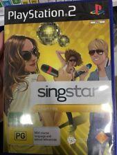singstar chart hits PS2