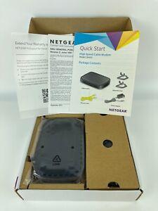 NETGEAR Cable Modem CM400 DOCSIS 3.0 Compatible with Comcast, Cox, Xfinity