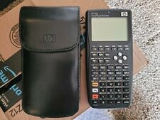 Hp 50g Graphing Calculator with Original Hp Case - Excellent Condition!