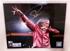Nakamura Wwe WrestleMania 33 Exclusive Limited Edition Autograph # 4 of 33