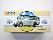 "CORGI CLASSICS - BEDFORD OB COACH - ""SEAGULL COACHES (S & J WOOD) - 97115"