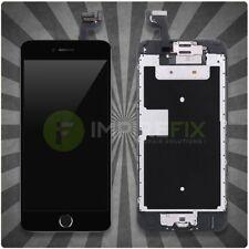 Display für iPhone 6S mit RETINA LCD Glas VORMONTIERT Komplett Front SCHWARZ NEU