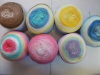 150g Sirdar Snuggly Pattercake D/K Wool/Yarn + Free Pattern Knitting/Crochet