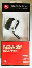Motorola Oasis HX520 Black In-Ear Only Headsets for Multi-Platform, New In Box