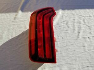 2020 Kia Telluride Left Hand LH Drivers Side LED OUTER TAIL LIGHT OEM 20