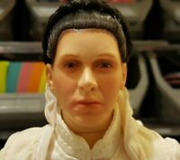 Customized Kenner Princess Leia action figure in Hoth outfit
