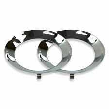 Paintable Plated Trim Ring for Frenched Headlight Kit Pr. AutoLoc AUTFRHEADTRIMZ