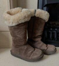 Ugg Australia Brown Winter Boots Size 5.5