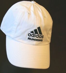 "NEW Adidas Running Ball Cap Unisex ""Impossible Is Nothing"" Adjustable Strapback"