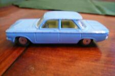 Corgi Cheverolet Corvair 1959 blue