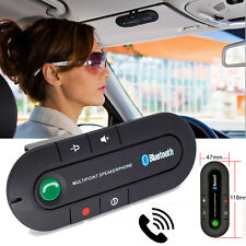 Wireless Bluetooth Speaker Phone Auto Car Kit Handsfree Calling For Smartphones