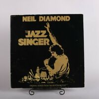 Neil Diamond The Jazz Singer Original Soundtrack Album LP Vinyl 1980 Capitol