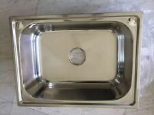 Stainless Steel Laundry Tub (60cm x 45cm)