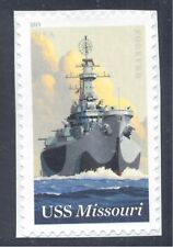 Ships: USS MISSOURI (BB-63), Battleship , 2019 United States, Scott #5392
