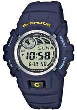 Casio #G2900F-2V Men's Classic E Data Memory Blue G Shock Watch