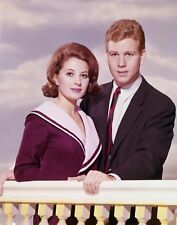PEYTON PLACE - TV SHOW PHOTO #5 - BARBARA PARKINS + RYAN O'NEAL