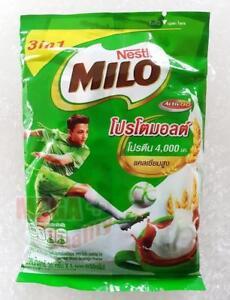 Nestle Milo 3 in 1 Original Instant Chocolate Malt Mixed Beverage Powder 5 stick